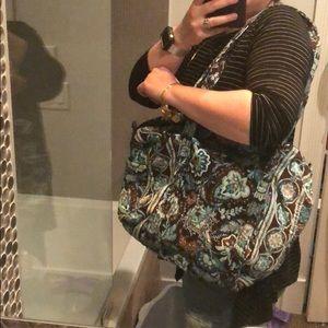 NWOT Vera Bradley Duffel Bag